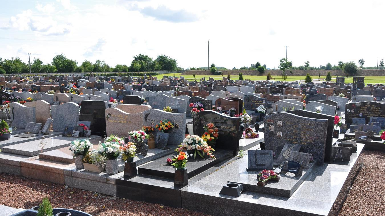 adresse cimetière aix marseille